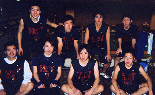 秋葉区バスケットボール大会1