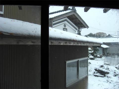 2008年の雪
