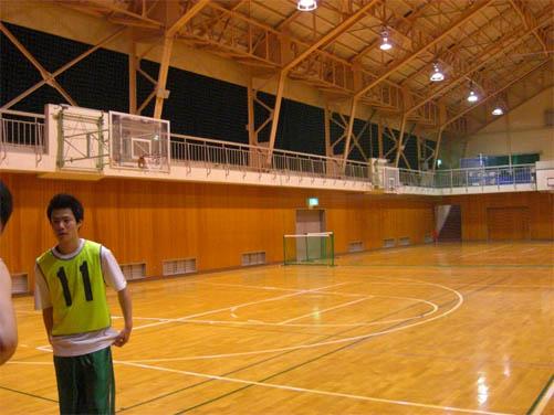 分水体育館
