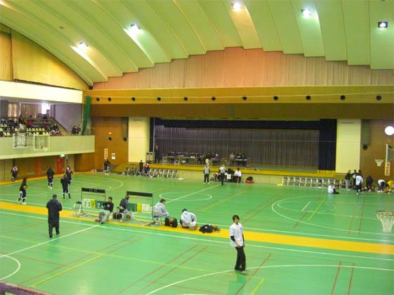 新津地区市民会館
