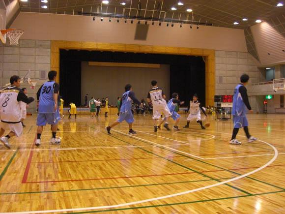 NO.NINE vs 新発田クラブ