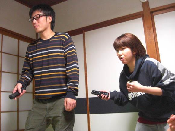 Wii大会開催
