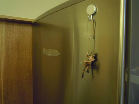 冷蔵庫の銭形警部