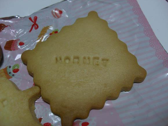 メープルの香りただようクッキー