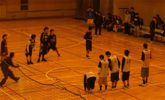 UP-UP vs チーム田村屋