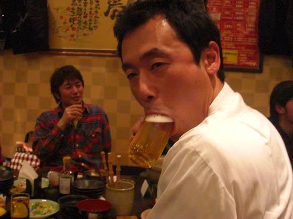 飲み会でのDa-hon