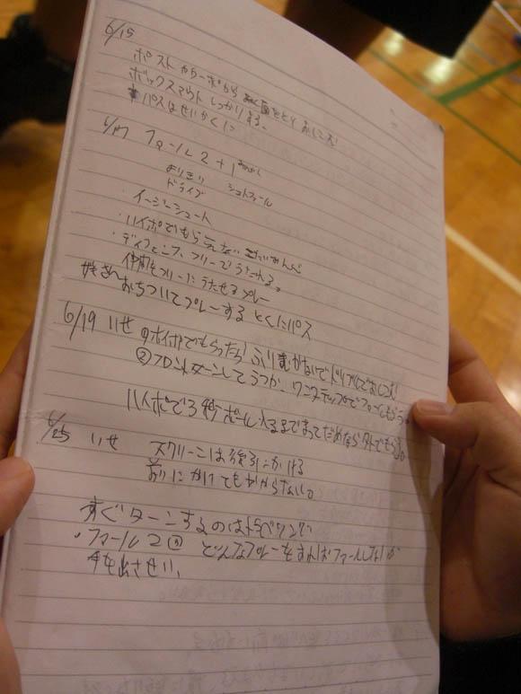 タガのバスケノート2