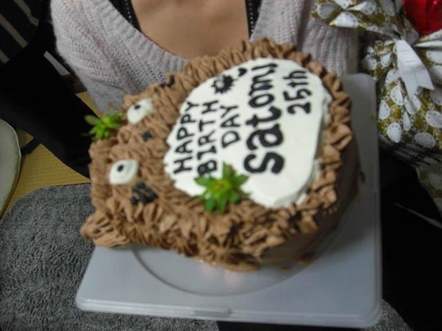 さとみのケーキ