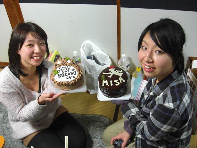 ケーキのクオリティ