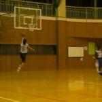 2010年10月10日の練習試合の反省3