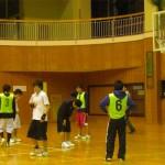 2010年バスケ納めはBチームの惨敗