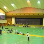秋葉区バスケットボール大会は1回戦敗退