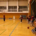2011年のバスケ納めと忘年会2