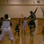 練習試合 vs NO.NINE 20120425