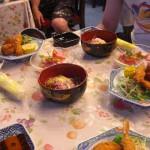 佐渡遠征 – 入浴から夕食編 –