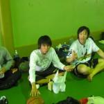 県選手権~反省会の写真