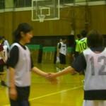 20121028練習試合 vs ダンカーズ(仮)