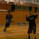 練習試合 vs BOSS 20121117