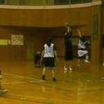 練習試合 vs CHIKYU 20121118