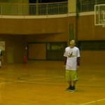 練習試合 vs CHILLTICS 20121205