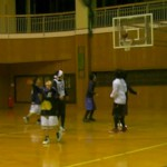 練習試合 vs NO.NINE 20121226