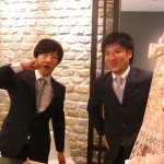 OTKさん結婚式、披露宴
