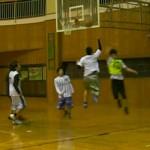 練習試合 vs NO.NINE 20140120