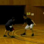 練習試合 vs アップルスポーツカレッジバスケ部