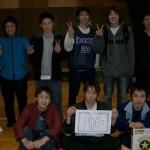 新潟大学全学バスケットボール大会3位入賞